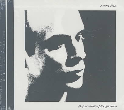BEFORE AND AFTER SCIENCE BY ENO,BRIAN (CD)