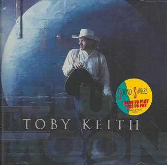 BLUE MOON BY KEITH,TOBY (CD)